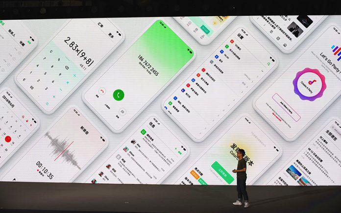 ColorOS un style épuré capable de plaire aux fans iPhone
