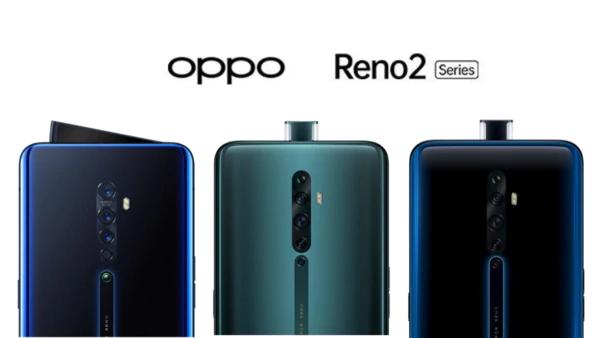 La gamme Oppo Reno 2