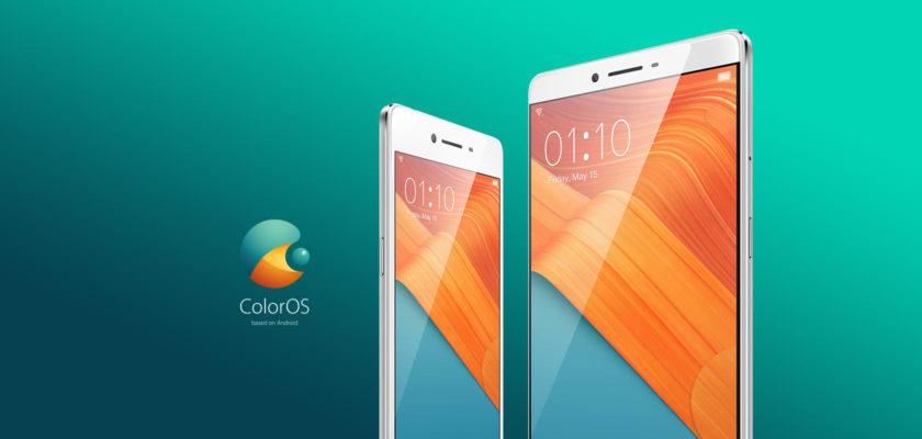 ColorOS le système d'exploitation des smartphones OPPO