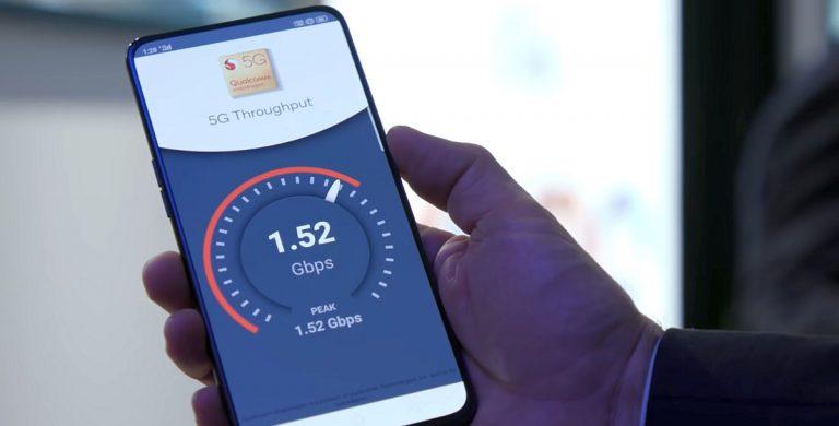 En 5G, les vitesses attendues sont hallucinantes