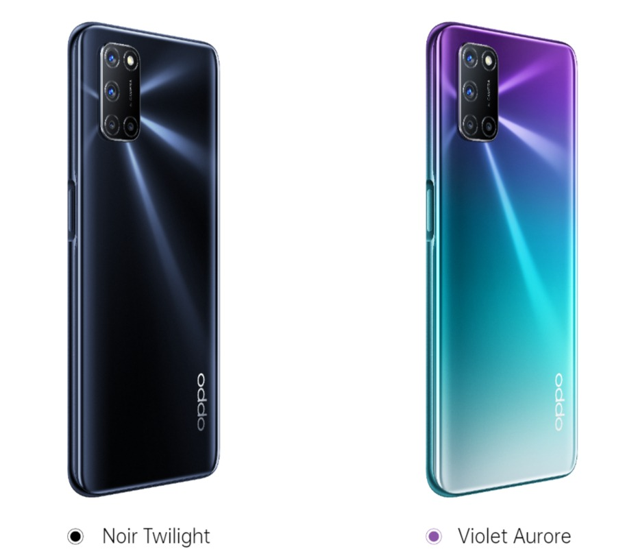 OPPO A72 lancement France