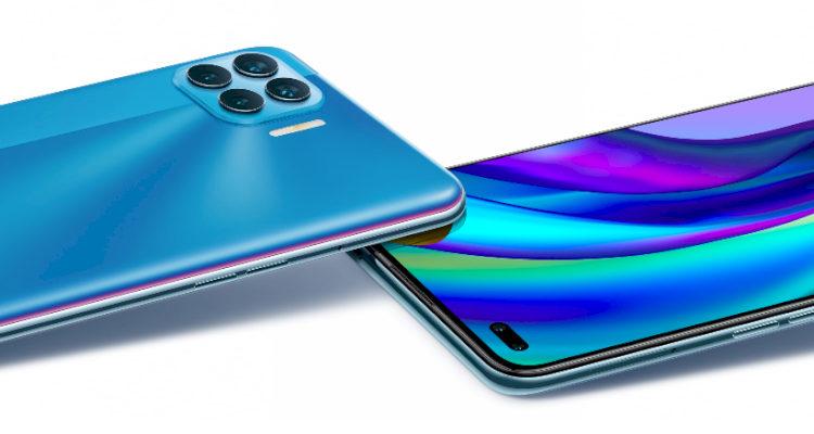 OPPO F17 nouveau smartphone