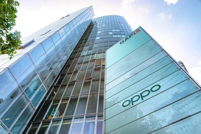 OPPO ouverture magasin Allemagne Hambourg Europe