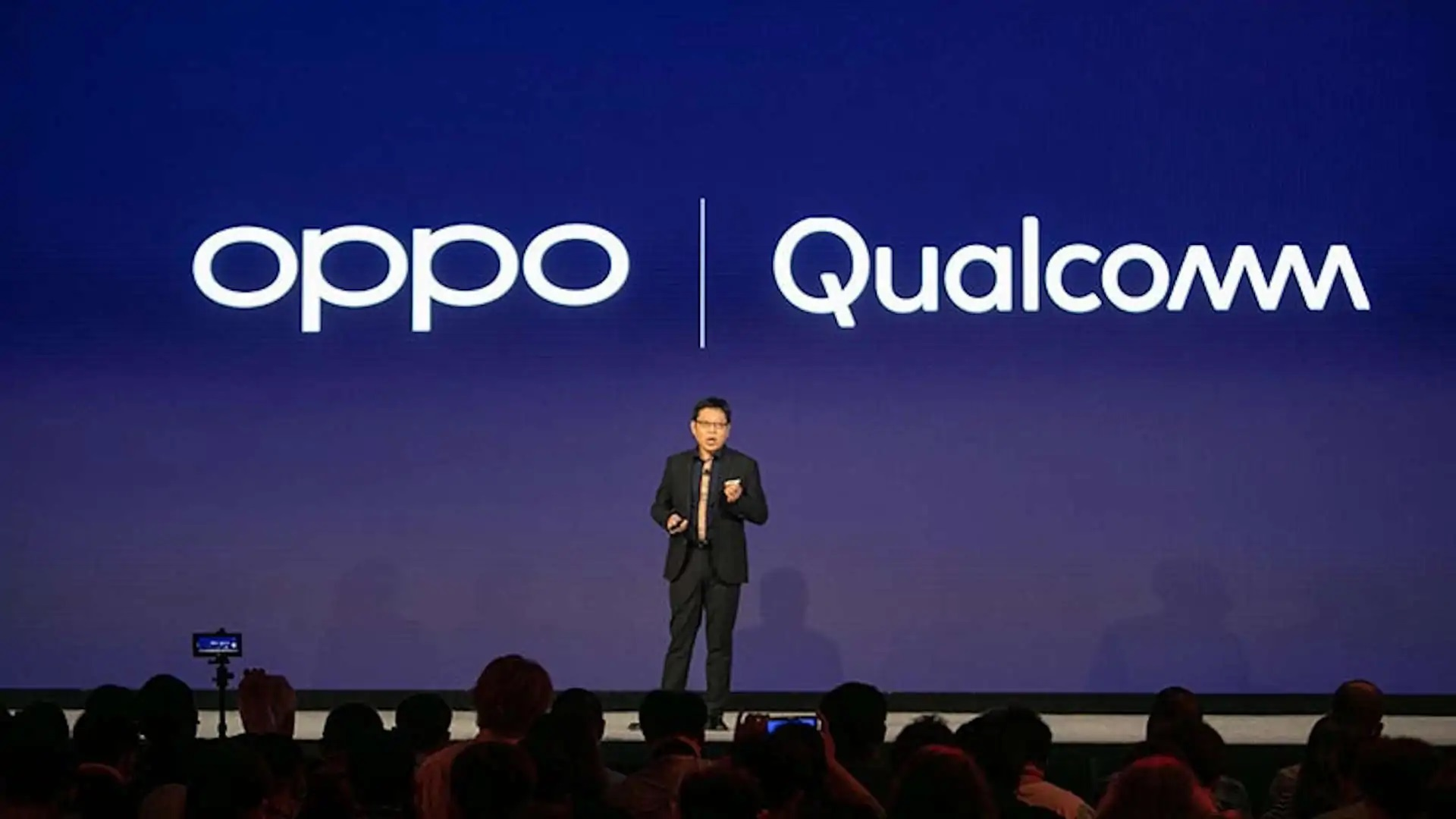 OPPO partenariat 5G avec Qualcomm