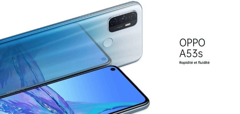 Prix OPPO A53S smartphone