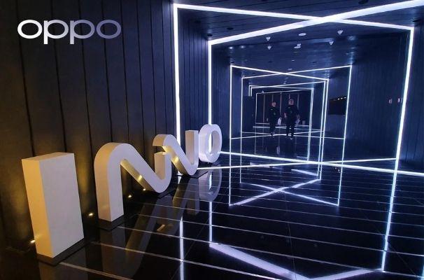 OPPO conférence 2020 sortie nouveautés