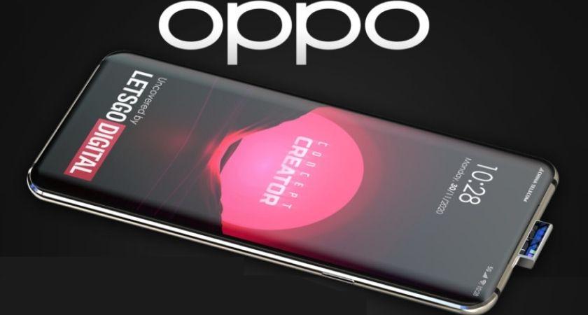 OPPO caméra pop-up double face avec miroir avantages