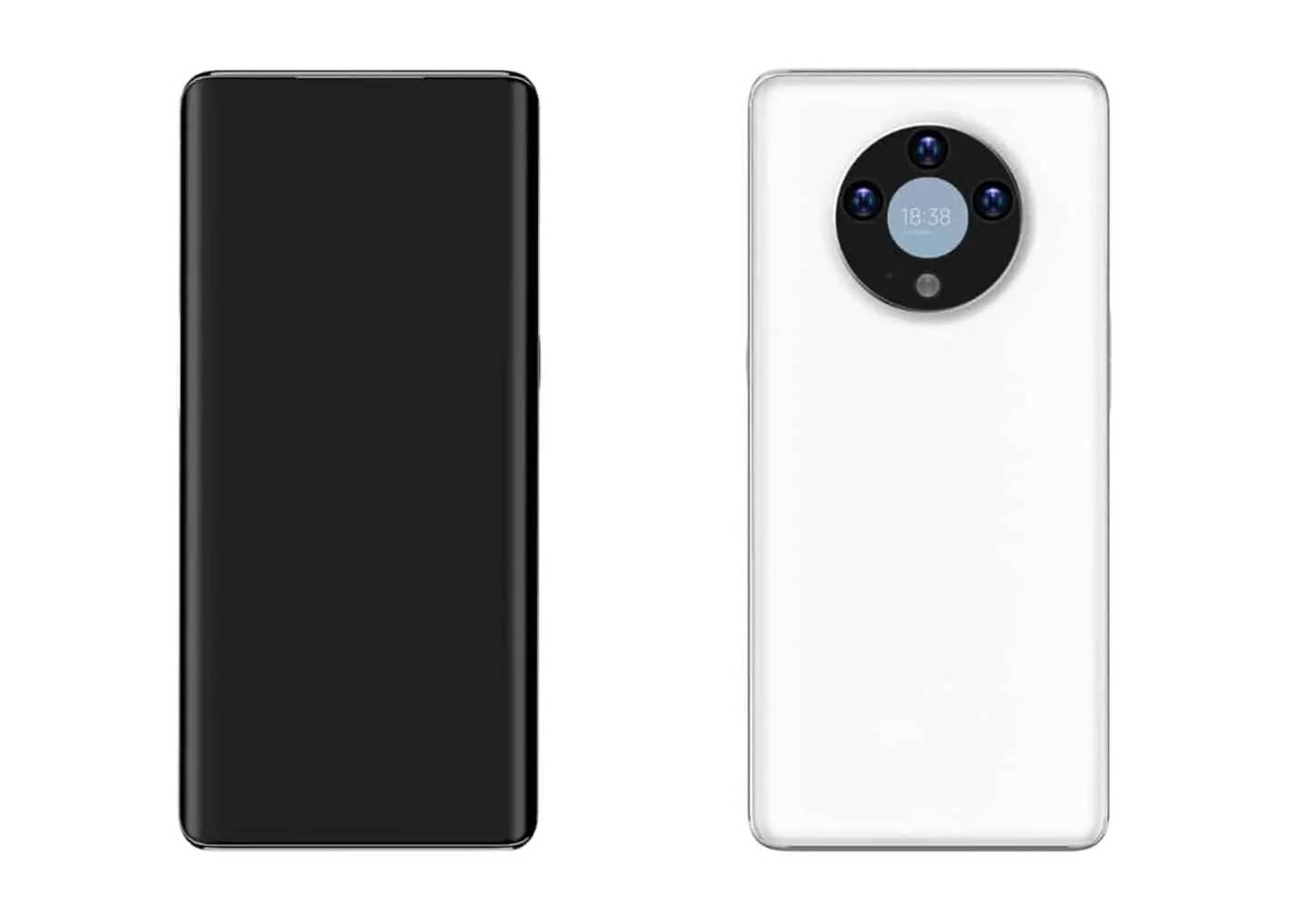 OPPO smartphone écran arrière brevet sortie