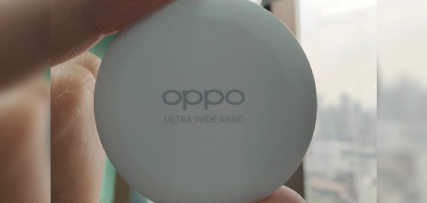 Oppo Tracker pour concurrencer Apple Airport